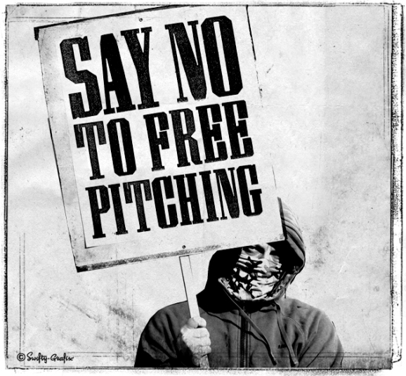 NO PITCH